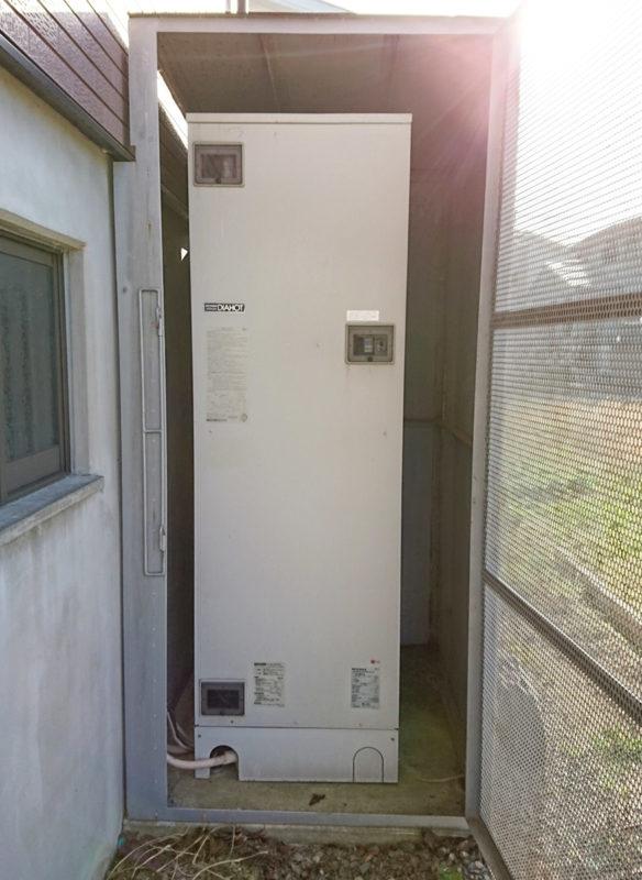 自動風呂給湯電気温水器
