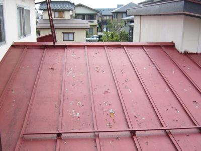 屋根葺き替え(Before)