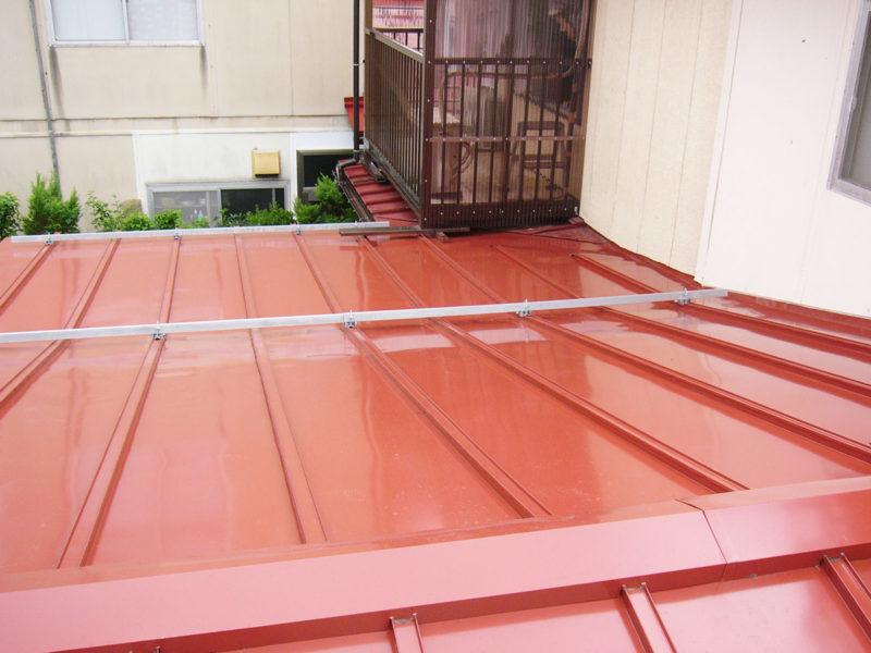 屋根葺き替え(After)